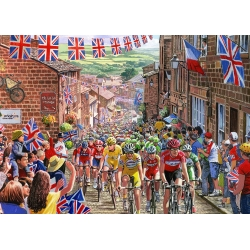 Le Tour de Yorkshire - Steve Crisp (500) in gift box