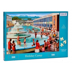 Holiday camp Hop Puzzels 500st