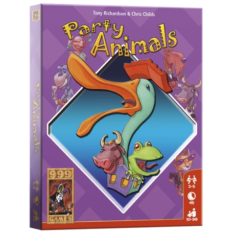Party Animals, 999games