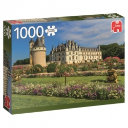 Castle in the Loire (1000stukjes)