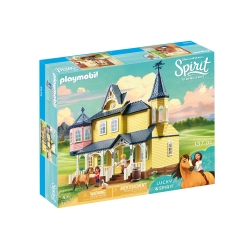 Playmobil 9475  Spirit Lucky`s huis