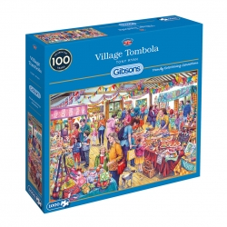 Village Tombola - Tony Ryan   (1000) Gibsons