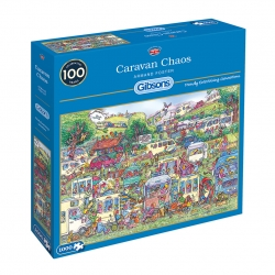 Caravan Chaos - Armand Foster (1000) Gibsons