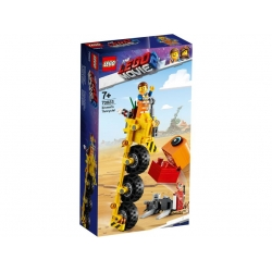 LEGO - MOVIE 2 70823 Emmets driewieler!