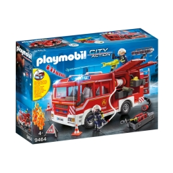 Playmobil City Action 9464 Brandweer pompwagen