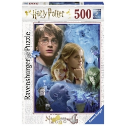 Harry in Hogwarts 500stukjes Ravensburger