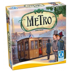 Metro bordspel, Queen games