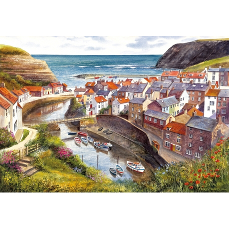 Staithes   (1000) Gibsons