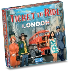 Ticket to ride Londen