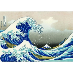 The Great Wave off Kanagawa, Piatnik 1000stukjes