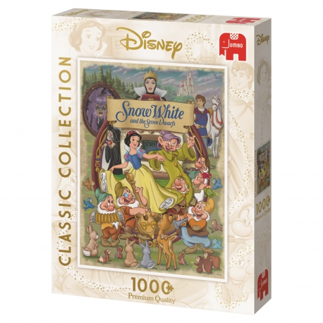 Disney Classic Collection Snow White, Jumbo 1000stukjes
