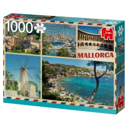 Greetings from Mallorca (1000stukjes)