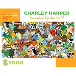 Beguiled by the wild, Charley Harper, 1000st