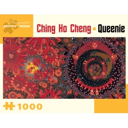 Queenie, Ching Ho Cheng, Pomegranate 1000stukjes