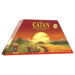 Catan: Reiseditie - Bordspel, 999 games