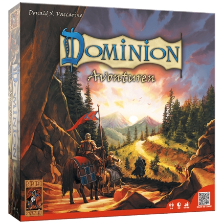 Dominion: Avonturen Kaartspel, 999games