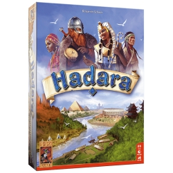 Hadara - Bordspel, 999 games