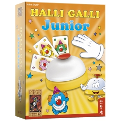 Halli Galli Junior - Actiespel, 999games