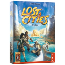 Lost Cities: Rivalen - Kaartspel, 999games