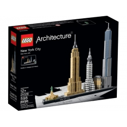 LEGO ARCHITECTURE - 21028 New York