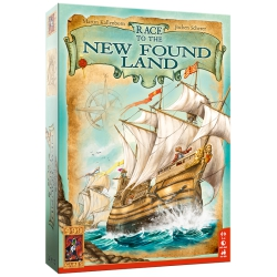 Race to the New Found Land - Bordspel, 999games