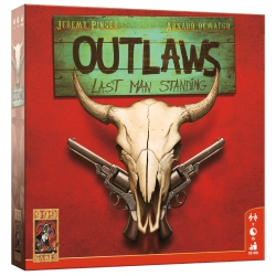 Outlaws - Bordspel, 999games