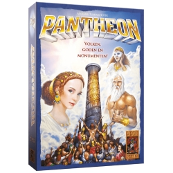 Pantheon - Bordspel, 999games