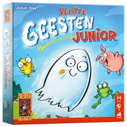 Vlotte Geesten Junior - Kaartspel, 999games