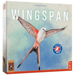 Wingspan - Bordspel, 999games