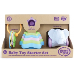 GreenToys Baby Toy Starter Set