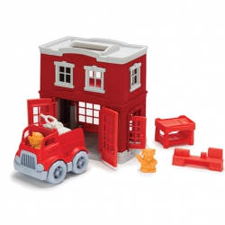 GreenToys Fire station
