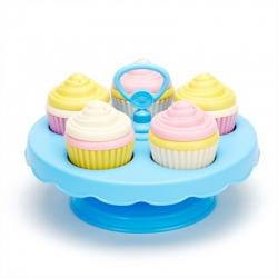 GreenToys Cupcake set