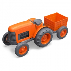 GreenToys Tractor