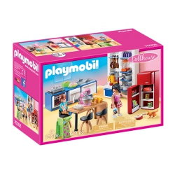 Playmobil Dollhouse 70206 Leefkeuken