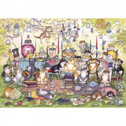 Mad Catter's Tea Party, Gibsons (250 XL)