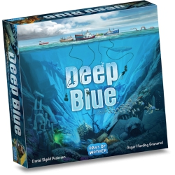 Deep Blue - Bordspel, Asmodee