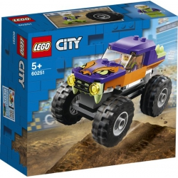 LEGO CITY - 60251 Monstertruck vanaf 5 jaar