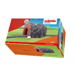 Märklin My World tunnel 72202