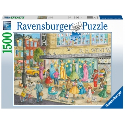 Sidewalk fashion ravensburger 1500stukjes