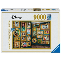 Disney multiproperty, 9000st Ravensburger