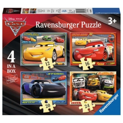 Cars: Laten we gas geven! 12/16/20/24p Ravensburger