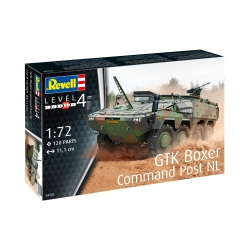 Revell GTK Boxer Command Post NL