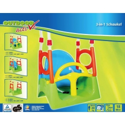 Schommel 3 in 1 , outdoor active
