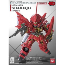 Gundam: SD EX-Standard 013 - Sinanju Model Kit