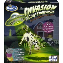 Invasion of the Cow Snatchers, Thinkfun
