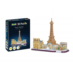 Revell Paris Skyline