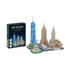 Revell New York Skyline