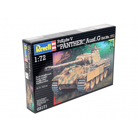Revell PZKPFW V 'Panther' Ausf. G