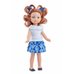 Paola Reina pop Mini Amigas Triana, 21 cm