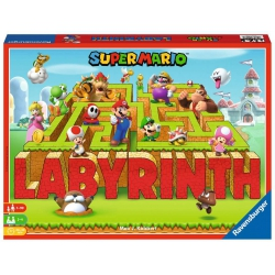 Super Mario Labyrinth, ravensburger